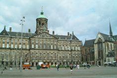 edificios de Ámsterdam