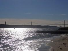 Puente 25 de Abril, el más antiguo de Lisboa