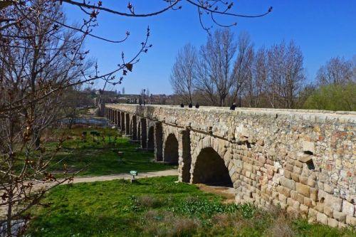 Puente Romano de Salamanca con más de 2.000 años de historia