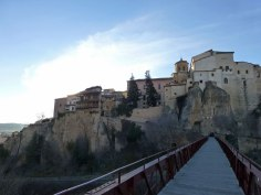 Casas Colgadas, historia de Cuenca
