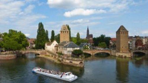 Guía de turismo con toda la información necesaria para viajar a Estrasburgo