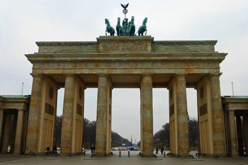 Puerta de Brandeburgo, uno de los monumentos más visitados de Berlín