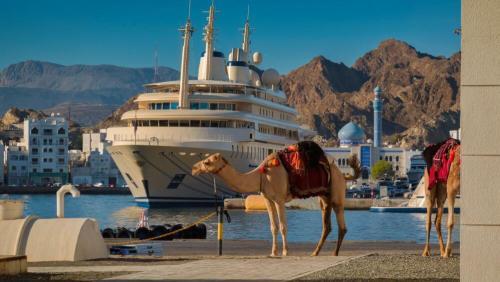 Puerto del Sultán Qaboos, principal puerta de entrada a Omán