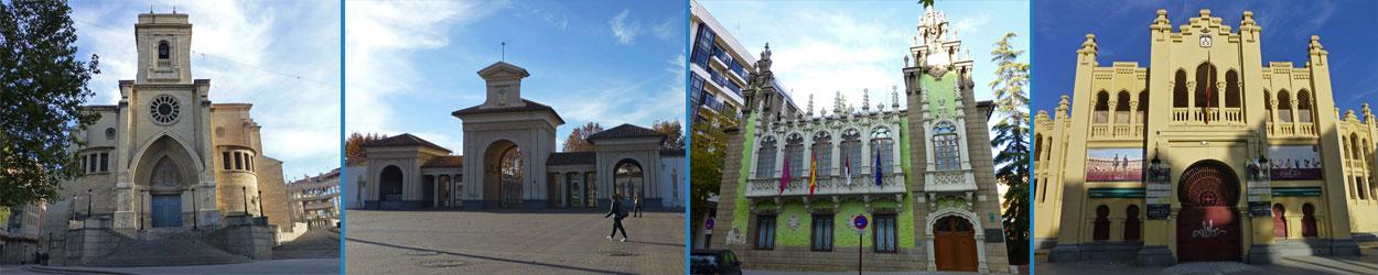 Guía turística con toda la información necesaria para visitar Albacete