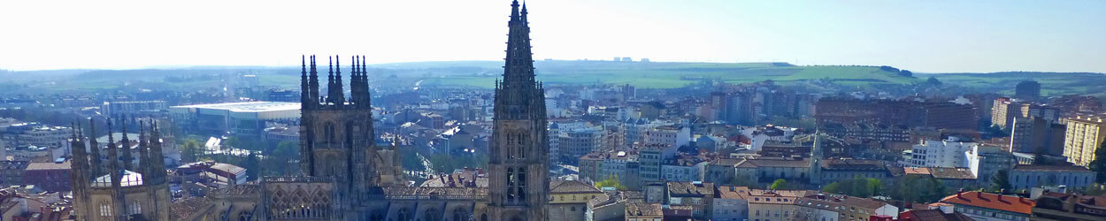 Guía con toda la información turística necesaria para visitar Burgos