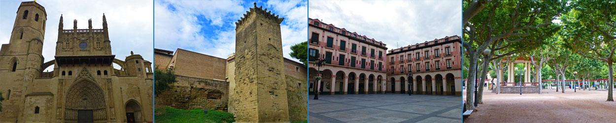 Guía de turismo con todo lo que hay que visitar en Huesca