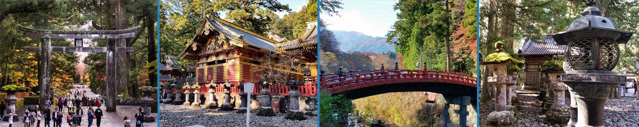 Guía turística con fotos y toda la información necesaria para visitar Nikko, una excursión imprescindible desde Tokio