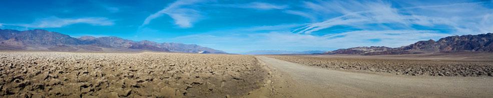 Guía de turismo con todo lo que hay que ver y hacer en el Valle de la Muerte de California o Death Valley