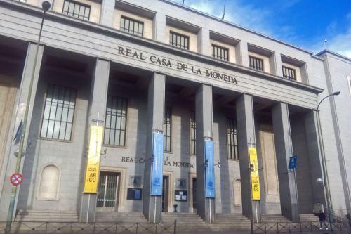 Museo Casa de la Moneda en la Real Casa de la Moneda de Madrid