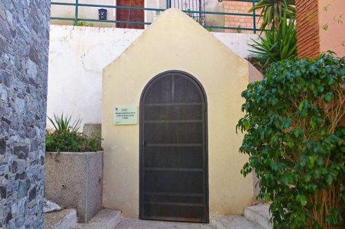 Refugio Antiáreo de Santa Justa, construido para proteger a la población en la Guerra Civil