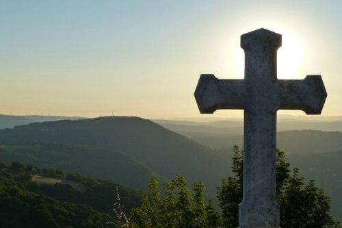Vistas de la Ribeira Sacra desde Castro Caldelas, qué ver en la Ribeira Sacra