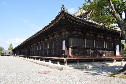 Templo Sanjusagendo de Kioto