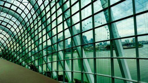 Singapore Flyer, una de las principales atracciones de Singapur
