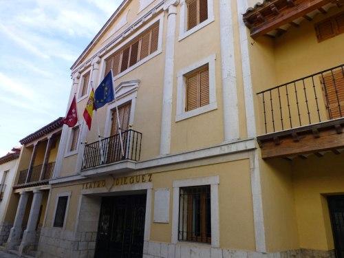 Teatro Municipal Diéguez en Colmenar de Oreja