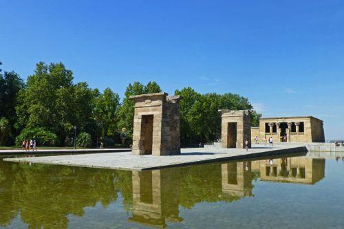 Templo de Debod, un pedacito de Egipto en el corazón de Madrid