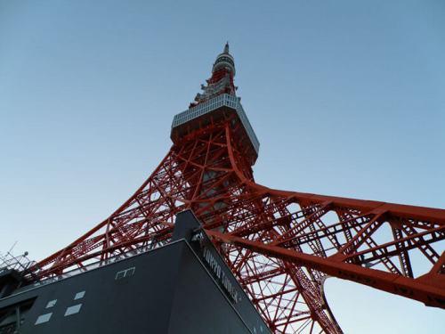 Tokyo Tower, un símbolo de la capital japonesa