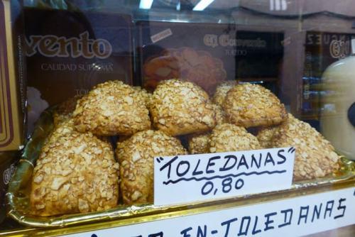 Toledanas, después del mazapán es el dulce más típico de Toledo