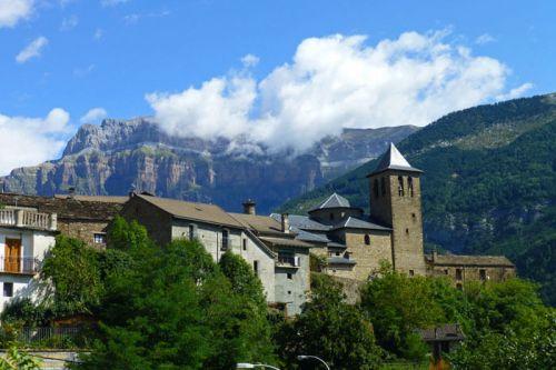 Torla-Ordesa, uno de los pueblos más bonitos de la provincia de Huesca