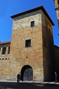 Torreón de los Anaya en Salamanca