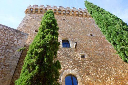 Torre del Homenaje del Castillo de Alarcón