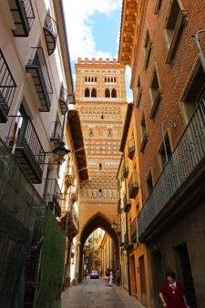 Torre del Salvador de Teruel