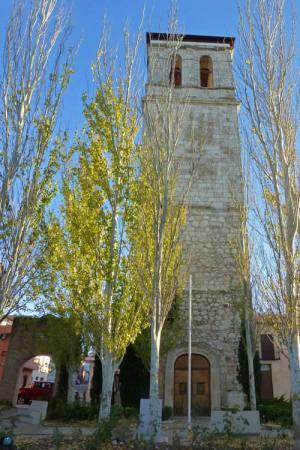 Torre de la Iglesia de San Martín en Ocaña