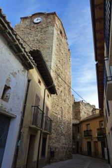 Torre del Reloj de Buitrago del Lozoya