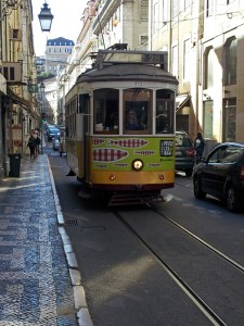 Tranvía de Lisboa, historia de Lisboa