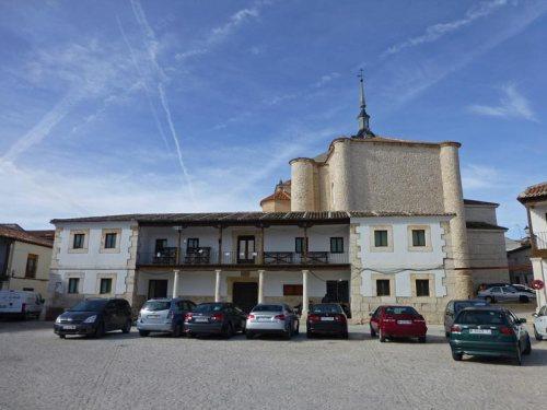 Plaza Mayor de Colmenar de Oreja, una de las más pintorescas de Madrid
