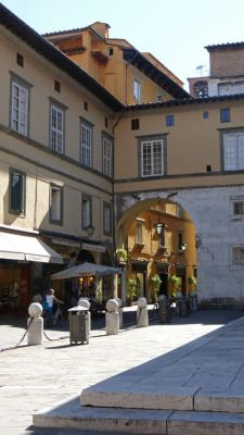 Guía de turismo de Lucca