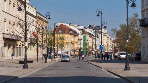 Guía turística de Varsovia, capital de Polonia