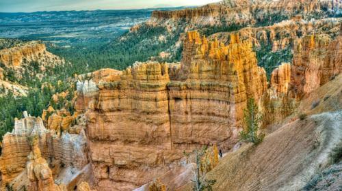 Parque Nacional Cañón Bryce o Bryce Canyon National Park