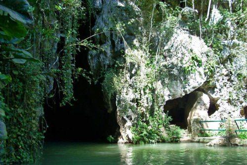 Cueva del Indio, la única navegable del Valle de Viñales