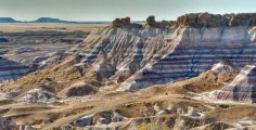 Painted Desert o Desierto Pintado de Arizona