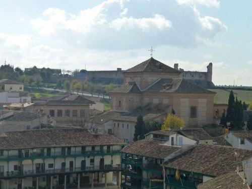 Convento de San Agustín, actual Parador de Turismo de Chinchón