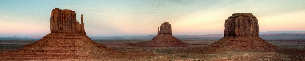 Guía de turismo con información y fotos para visitar Monument Valley o Valle de los Monumentos