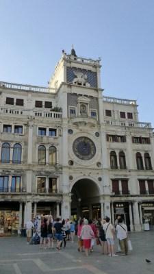 Torre del Reloj de Venecia