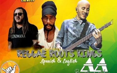 REGGAE ROOTS KINGS  AMIR ALEXIS