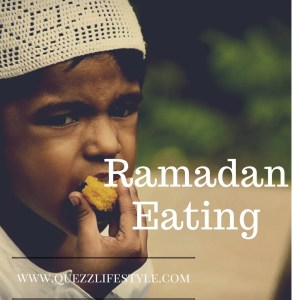 Ramadan Weight Dilemma