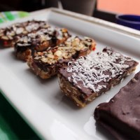 Protein Bars - No-Bake and Baked versions