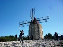 Le moulin de Daudet et moi