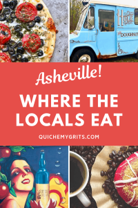 Where Locals eat in Asheville, NC