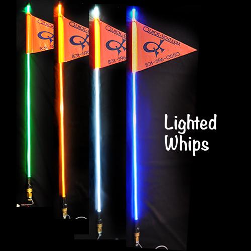 Whip Light Led