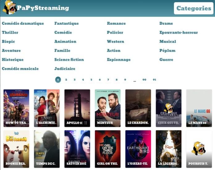 PapyStreaming propose des séries en VF,VOSTFR disponibles gratuitement et sans limite.