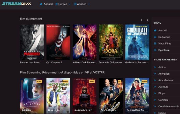 StreamDivx est un site de films de streaming qui vous permet de regarder des films sur internet sans les télécharger et sans attente.
