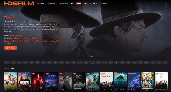 Regardez en streaming des films gratuits sur HDSFilm. Vivez votre passion du streaming gratuitement et de la meilleure qualité possible !
