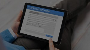 job application on tablet ne8ybu - job_application_on_tablet_ne8ybu
