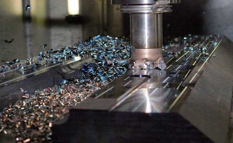 types of CNC machines- milling machine