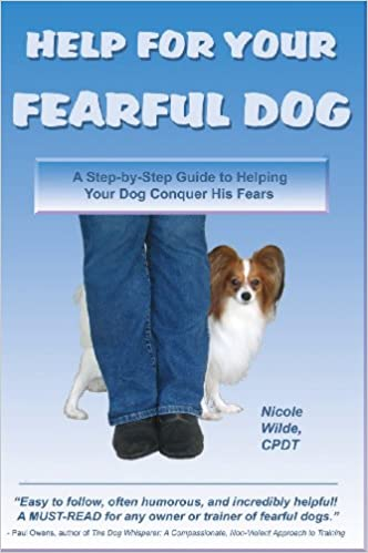 Help for your fearful dog- best books to train your aggressive dogs
