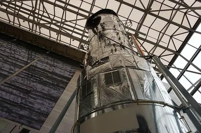 Hubble spce telescope